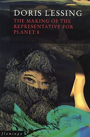 book cover of The Making of the Representative for Planet 8