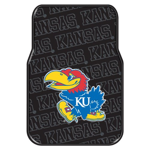- The Northwest Company Officially Licensed NCAA Kansas Jayhawks Auto Front Floor Mat, 2-Pack