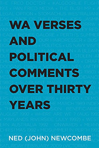 Download WA Verses and Political Comments Over Thirty Years ebook