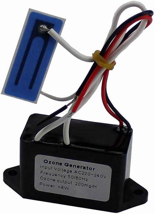 GXHGRASS Generador de ozono, purificadores de Aire para la ...