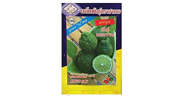 Amazon.com: Thai orgánico Kaffir Cal Sam una marca de ...