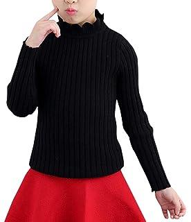 Etecredpow Girls Winter Long-Sleeve Pullover Cute Top Fleece Sweatshirts