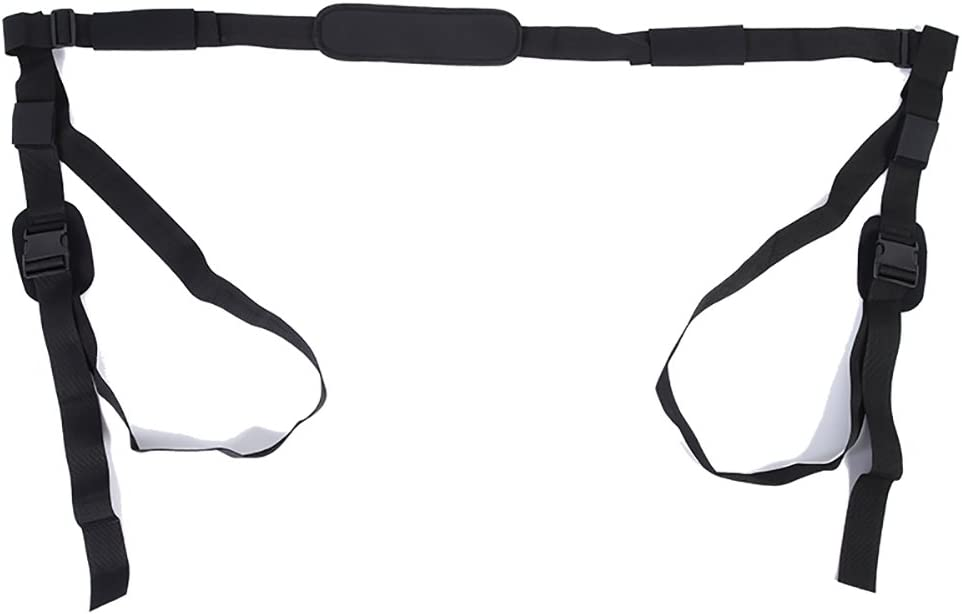 MOOCY Kayak Canoe Carrying Straps Surfboard Tie Down Strap Adjustable SUP Paddle Board Strap Carry Belt