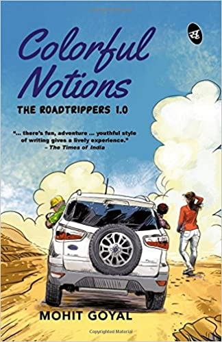 Colourful Notions: The Roadtrippers 1.0