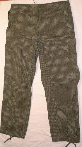 Trousers Camo Desert - Trousers, Night Camouflage Desert; Size Medium Long (Waist 31