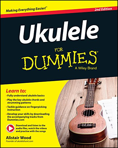 Wood, A: Ukulele For Dummies: Amazon.es: Wood, Alistair: Libros en ...