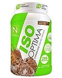 NutraKey ISO Optima Chocolate Swirl Protein Supplements, 2.3-Pound
