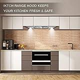 IKTCH 36 inch Built-in/Insert Range Hood 900