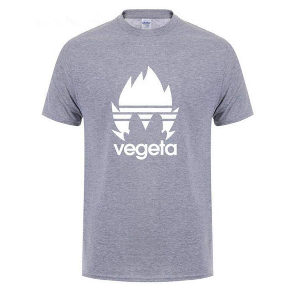 Dragon Ball Vegeta S T Shirt Printing Short Sleeve Tee