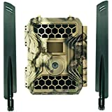 """NEW VERSION Snyper Commander 4G LTE Trail Camera 1080P / 12MP Wireless Trail Camera with 2"""" LCD Screen AT&T SIM Card 