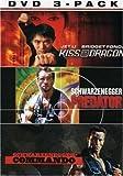 Attack Pack (Predator / Kiss of the Dragon / Commando)