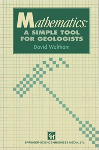 Book Mathematics: A Simple Tool For Geologists