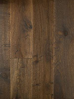 St. Lawrence European Oak Wood Flooring | Durable, Strong Wear Layer | Engineered Hardwood | Floor SAMPLE by GoHaus