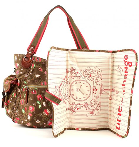 Oilily Dunga Bebé Bag Coffee