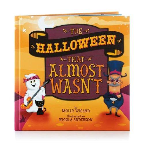 Hallmark the Halloween That Almost Wasn't Book -