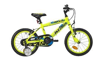 ATALA Splash - Bicicleta Infantil de 16 Pulgadas, 1 Velocidad ...