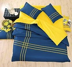 Joybuy 3d Beding Sets 4pc Beding Sets Pure Color 3d Bedsheets Size1:78x90