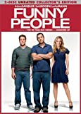 Funny People (2-Disc Unrated Collector's Edition) (Bilingual)