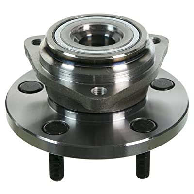 Moog 513159 Wheel Bearing and Hub Assembly: Automotive