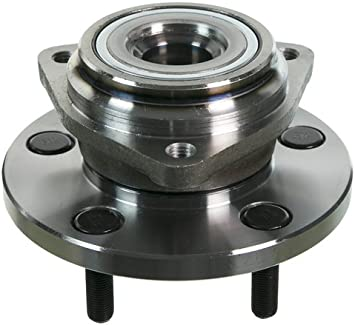 Note: 4WD - Two Bearings 2002 fits Jeep Wrangler Front Wheel Bearing and Hub Assembly Left and Right Included with Two Years Warranty