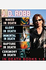 J. D. Robb In Death Collection Books 1-5 Kindle Edition