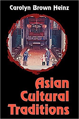 Asian Cultural Traditions by Carolyn Brown Heinz (1999)