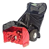 Hybrid Covers Two Stage Snow Thrower Cover, Universal Size, Durable All-Weather Outdoor Protection - Includes Carry Bag