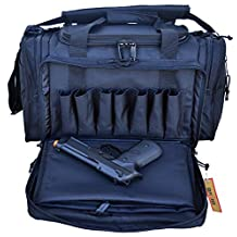 Explorer Large Padded Deluxe Tactical Range Bag - Rangemaster Gear Bag