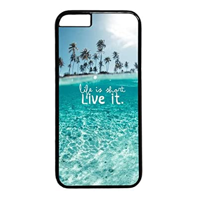Iphone 6 Case,Sundreams PC Black Case for Iphone 6 4.7inch(I Series)