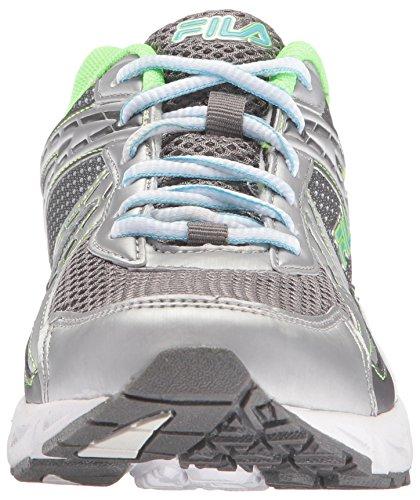 Validation Running Dark Fila Green Silver Shoe Gecko Bluefish Pd4xw7