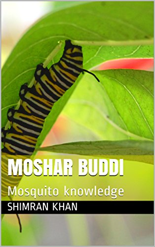 MOSHAR BUDDI: Mosquito knowledge (Galician Edition) cover