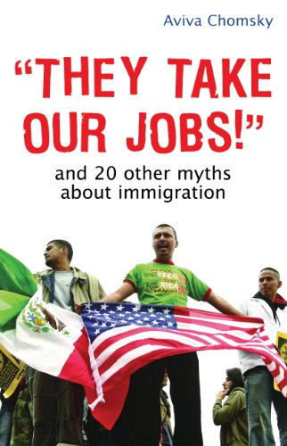 They Take Our Jobs Immigration ebook product image