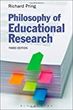 img - for Philosophy of Educational Research by Richard Pring (2015-03-26) book / textbook / text book