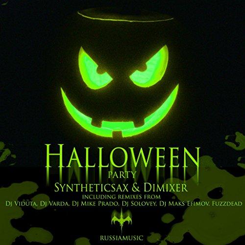 Dj Solovey Halloween (Halloween Party (DJ Solovey)