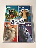 epic / Ice Age / Horton / Rio (DVD, 2017)