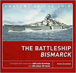 The Battleship Bismarck por Stefan Draminski epub