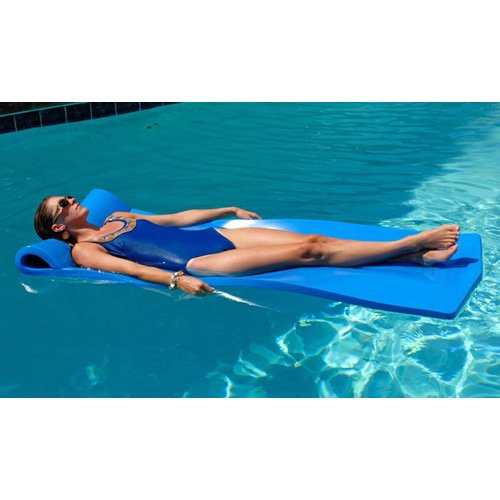 California Sun Deluxe Oversized Unsinkable Foam...