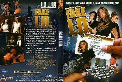 Fake I.D. [DVD] Tiffany Wilson