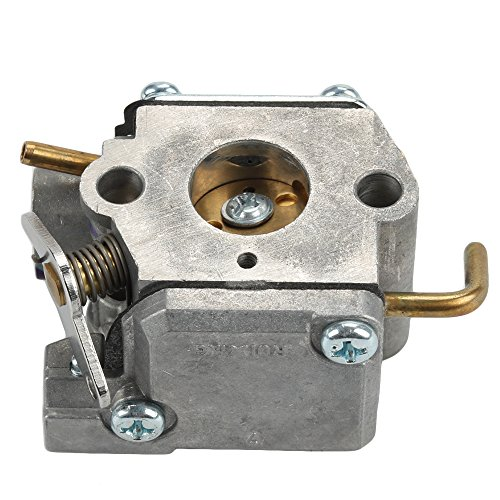 Harbot 753-04408 Carburetor with Tune Up Kit for Troy Bilt TB320BV TB310QS Yard Man YM320BV YMGBV3100 YM1000 YM1500 YM300 YM400 Ryobi MTD 320BVR RGBV3100 Blower 753-04144 by Harbot (Image #1)