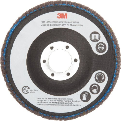 3M Flap Disc 577F, T29 Giant, Alumina