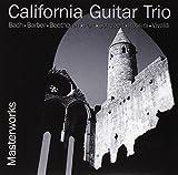 Masterworks by California Guitar Trio -  Audio CD