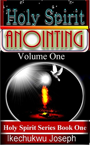 Holy Spirit Anointing Book ebook product image