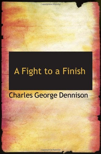 Download A Fight to a Finish pdf epub