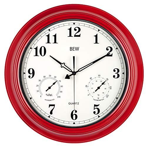 BEW Large Outdoor Clock