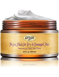 Dry Damaged Hair Deep Conditioner Mask - Normal to Thick...