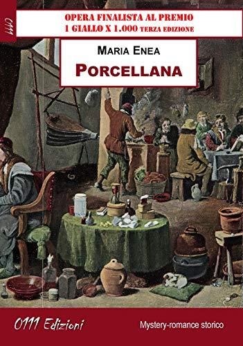 Intervista all'autrice di Porcellana: Maria Enea
