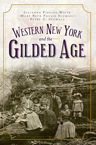 Western New York and the Gilded Age (Vintage Images) (Western New York compare prices)