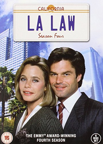 L.A. Law: Season 4 [Region 2]