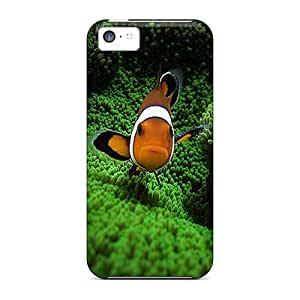 Clown Fish Case Compatible With Iphone 5c/ Hot Protection Case