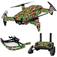 MightySkins Skin for DJI Mavic Air Drone - Football | Max Combo Protective, Durable, and Unique Vinyl Decal wrap cover | Easy To Apply, Remove, and Change Styles | Made in the USA